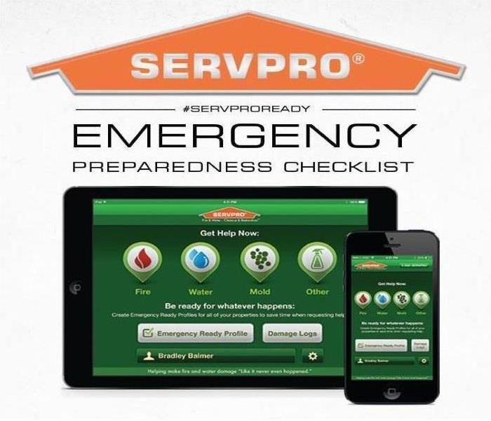 Commercial Get an Emergency Ready Profile with SERVPRO of Northeast San Antonio